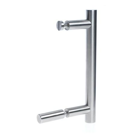 Draghandtag för glasdörr med knopp, RG-975