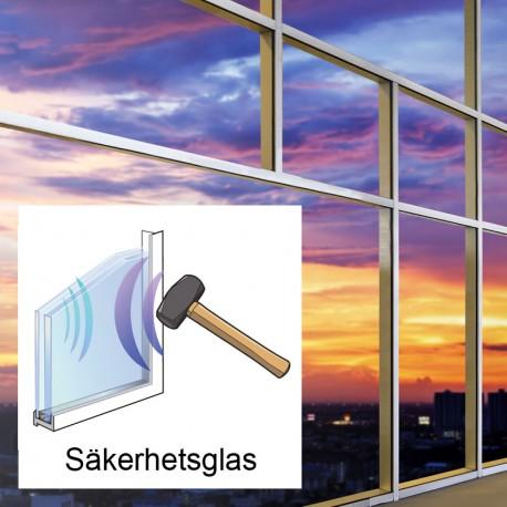 ISOLERGLAS D4-12 HÄRDAT