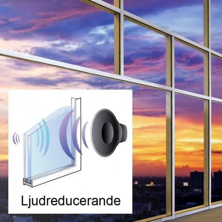 ISOLERGLAS T4-10 LJUDREDUCERANDE